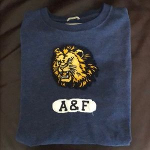 Abercrombie & Fitch Shirts - CLASSIC ABERCROMBIE & FITCH GRAPHIC LOGO SHIRT